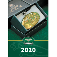 Naptár Jaguar klub 2020
