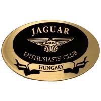 Jaguar klubos réztábla lökhárítóra, hűtőrácsba, vitrinbe